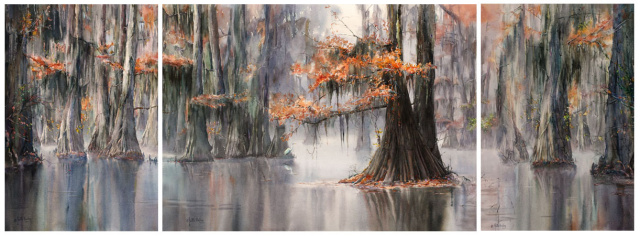 """Serenity on the Bayou"""