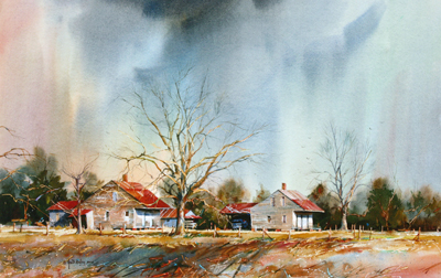 """Cajun Cottages"""