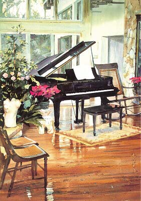 """The Piano Room"""