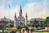 """St. Louis Cathedral"""